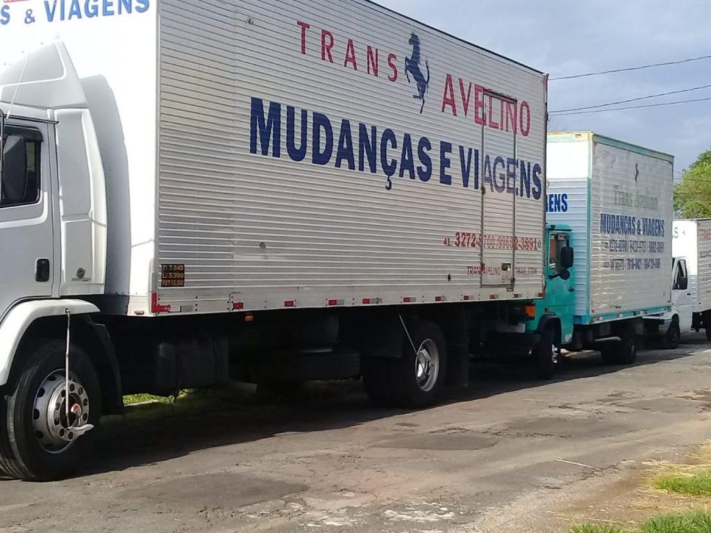 Empresa de mudanças no bairro de curitiba